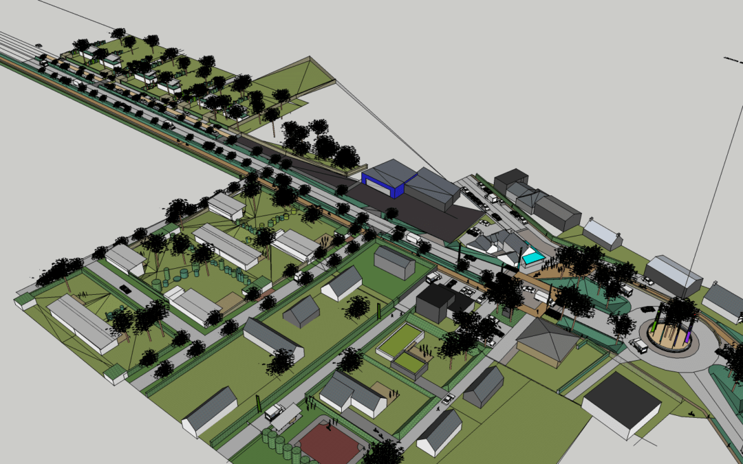 Crozon – quelle démarche pour le quartier  de la gare ?