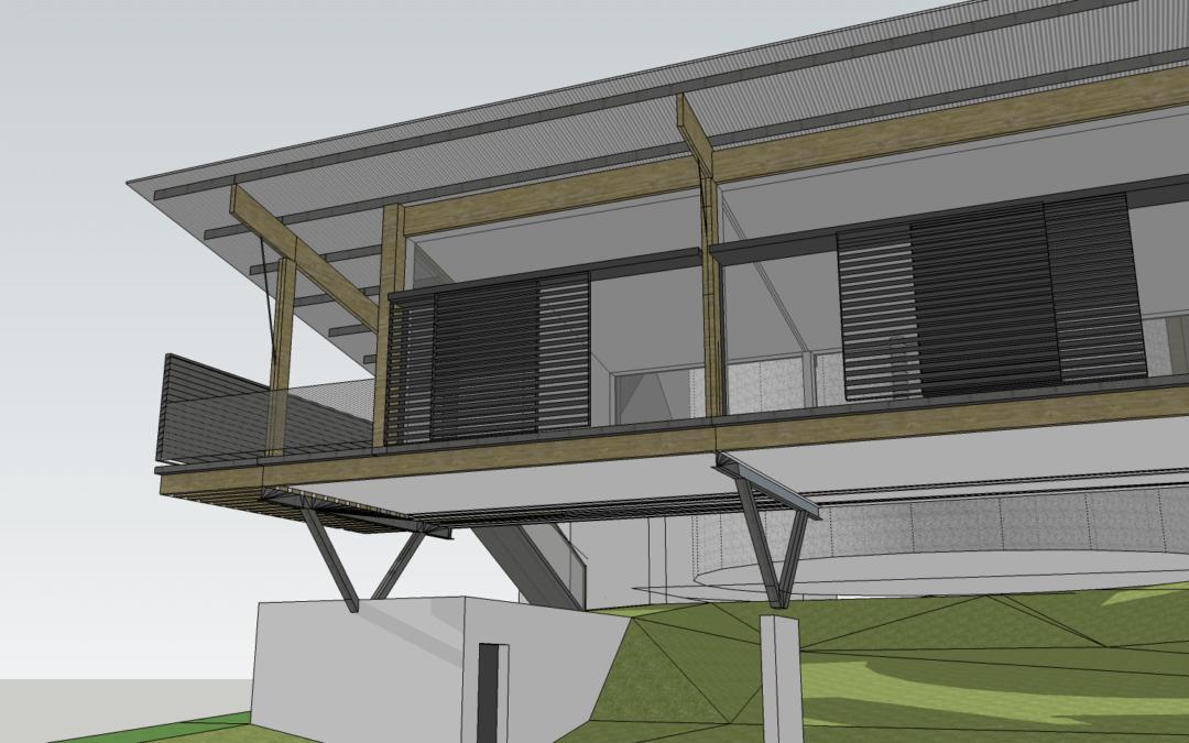ARCHITECTURE A CROZON – GLENN EST CONTENT