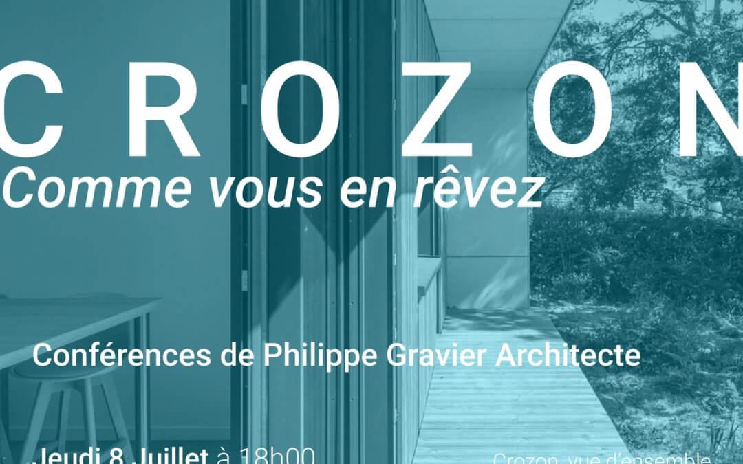 Conférence – Crozon, centre ville
